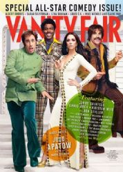 Jerry Seinfeld, Chris Rock, Ben Stiller and Kristen Wiig: featured on the cover of Vanity Fair's January 2013 issue