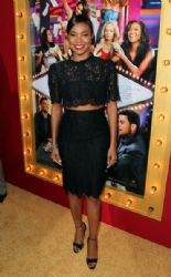 Gabrielle Union wears Dolce & Gabbana - 'Think Like A Man Too' LA Premiere