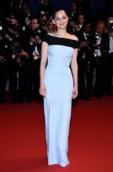 Actress Marion Cotillard attends the Premiere of