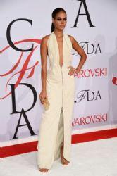 Joan Smalls wears Calvin Klein - The 2015 CFDA Awards