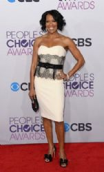 Regina King: attends the 39th Annual People's Choice Awards at Nokia Theatre L.A. Live