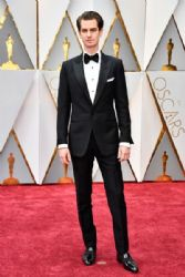 Andrew Garfield: 89th Annual Academy Awards - Arrivals