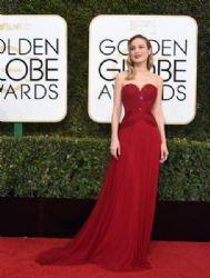 Brie Larson  in Rodarte Dress : 74th Annual Golden Globe Awards