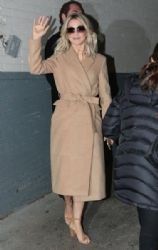 Julianne Hough: out and about in New York City