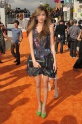 Kelsey Chow  at Nickelodeon's 25th Annual Kids' Choice Awards