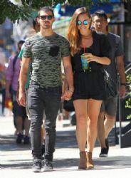 Joe Jonas & Blanda Eggenschwiler: SoHo Sweethearts