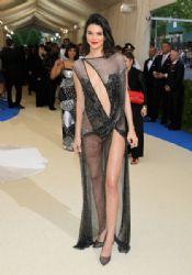 Kendall Jenner  in  La Perla Dress :  2017 Met Gala