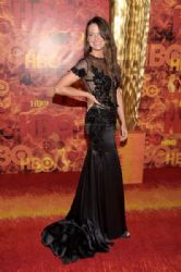 Christine Woods: HBO's 2015 Emmy After Party