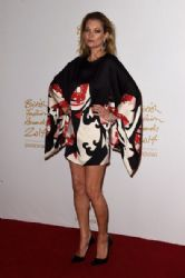 Kate Moss wears Alexander McQueen - 2014 British Fashion Awards