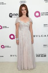 Lana Del Rey: 24th Annual Elton John AIDS Foundation's Oscar Viewing Party - Red Carpet