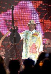 Carlos Santana: Miguel Bose tribute event