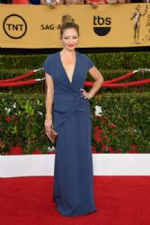 Rebecca Gayheart: 21st Annual Screen Actors Guild Awards - Arrivals