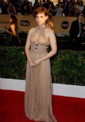 Kate Mara: 22nd Annual Screen Actors Guild Awards - Red Carpet