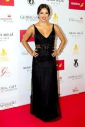 Celebrities Attend the Global Gift Gala in Marbella, Spain