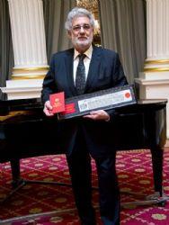 Plácido Domingo: the new citizen of London