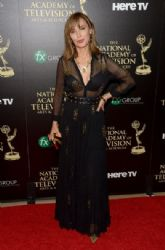 Lauren Koslow: The 41st Annual Daytime Emmy Awards - Arrivals