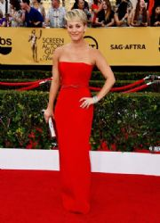 Kaley Cuoco : 21st Annual Screen Actors Guild Awards - Arrivals