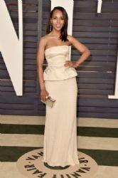 Kerry Washington: Elton John AIDS Foundation Oscars 2015 Viewing Party