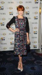 Florence Welch wears Vilshenko - Ivor Novello Awards