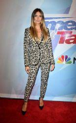 Heidi Klum : Premiere of NBC's 'America's Got Talent' Season 12