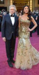 Michael Douglas and Catherine Zeta-Jones: 85th Annual Academy Awards
