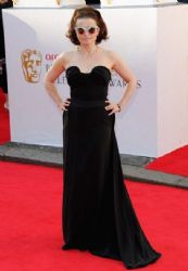 Helena Bonham Carter - British Bafta Awards 2014
