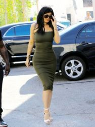 Kylie Jenner out and about in Beverly Hills