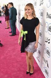 Kristen Bell wears Andrew GN - The 2015 Film Independant Spirit Awards
