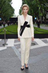Cate Blanchett: attends the Giorgio Armani 40th Anniversary Silos Opening And Cocktail Reception in Milan