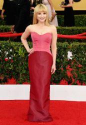 Melissa Rauch: 21st Annual Screen Actors Guild Awards - Arrivals