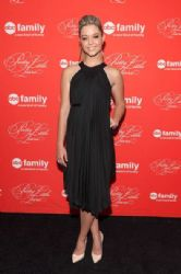 Sasha Pieterse  wears Anne Fontaine - 'Pretty Little Liars' NYC Screening