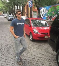 Christian Meier: out and about