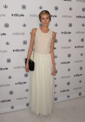 Isabel Lucas attends the InStyle Summer Soiree