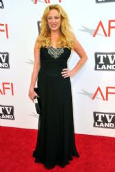 Virginia Madsen Evening Dress