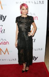 Nicole Richie wears Alfredo Villalba - The Daily Front Row 'Fashion Los Angeles Awards
