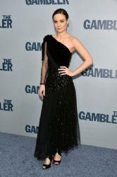 Brie Larson wears Rodarte - 'The Gambler' NY Premiere