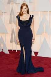 Jessica Chastain: 87th Annual Academy Awards 2015