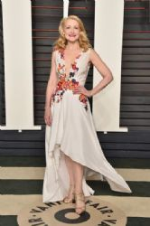 Patricia Clarkson: 2016 Vanity Fair Oscar Party Hosted By Graydon Carter - Arrivals
