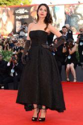 Moran Atias wears Dolce & Gabbana - 2013 Venice Film Festival Opening Ceremony & 'Gravity' premiere