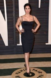 Sarah Silverman: 2015 Vanity Fair Oscar Party