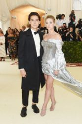 Cole Sprouse and Lili Reinhart: Heavenly Bodies: Fashion & The Catholic Imagination Costume Institute Gala - Arrivals