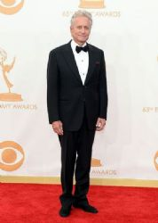 Michael Douglas: Primetime Emmy Awards 2013