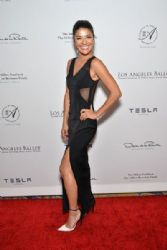Jessica Szohr: attends the Los Angeles Ballet Gala 2015 honoring Ghada Irani on Thursday, May 7 at the Beverly Wilshire Four Seasons Hotel in Beverly Hills