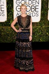 Claire Danes: 72nd Annual Golden Globe Awards 2015- Arrivals