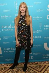 Holly Hunter attends the Sundance Channel 2013 Winter TCA Panel at The Langham Huntington Hotel and Spa on January 5, 2013 in Pasadena
