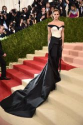 Emma Watson: 'Manus x Machina: Fashion In An Age of Technology' Costume Institute Gala - Arrivals