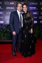Galilea Montijo and Fernando Reina: Gente MGM Awards 2014