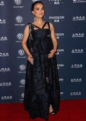 Natalie Portman  in Erdem Dress : 21st Annual Huading Global Film Awards