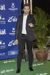 David Bisbal: Cadena Dial Awards 2015 in Tenerife