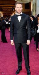 Chris Pine: 85th Annual Academy Awards